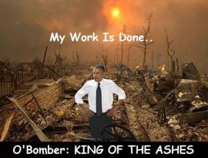 Obama as King of the Ashes