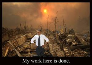My work here is done--Obama--new