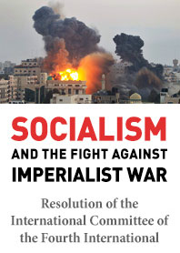 Socialism and the fight against imperialist war