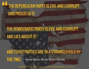 The evil and corrupt duopoly