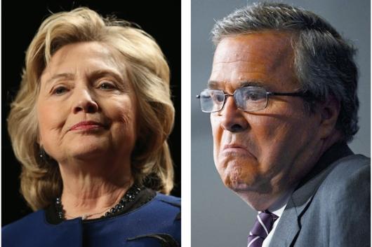 Clinton-Bush-