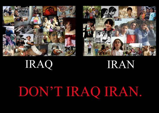 Swanson--Don't Iraq Iran