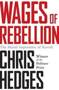 Hedges book, Days of Rebellion