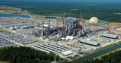 Mississippi Power Kemper Plant--Wikipedia photo