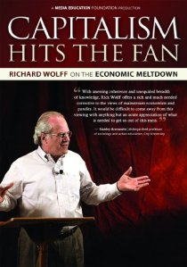Richard Wolff, Picture--Capitalism hits the fan