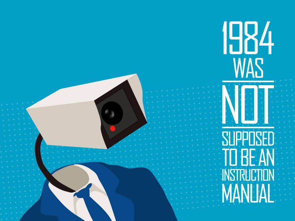 George Orwell 1984 Quotes 1984Georgeorwellquotes  Progressive Activists Voice