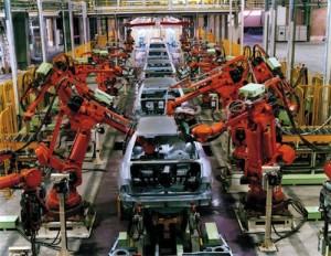 RobotAutoManufacturing