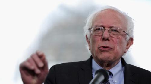 Bernie Sanders for President image