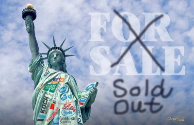 Lady Liberty sold out